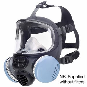 Promask2 Full Face Twin Filter Respirator only (F...