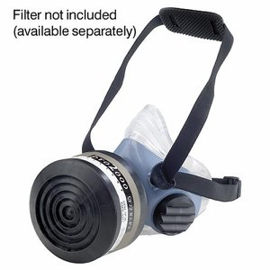 Profile40 Half Face Mask Respirator only. (Filter...