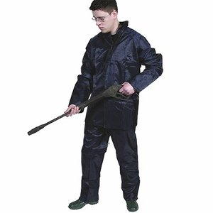 Waterproof Jacket and Trousers, Large