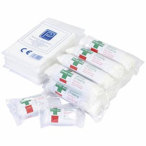 Refill First Aid Kit for 27005, 1 - 10 people