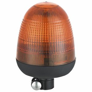 12/24v Bolt-on Amber LED Beacon