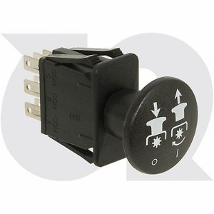 Engagement Switch, for electric clutch (to fit Sc...