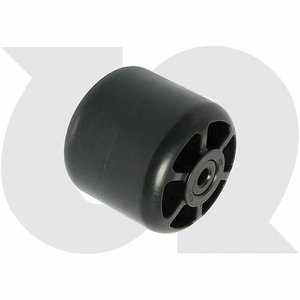 Anti-scalp Deck Roller, 100mm (to fit KUBOTA)
