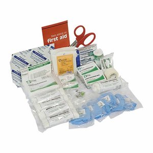 Refill For BS8599 Small First Aid Kit (27013).