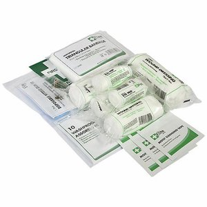 Refill First Aid Kit for 27025, 1 - 5 people