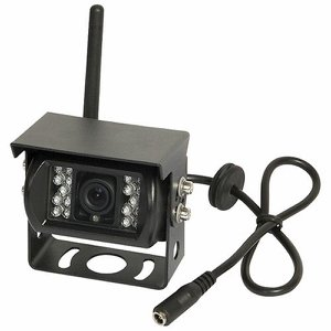 Additional 12/24v Wireless 2.4G Colour Camera for...