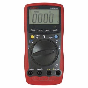 Hand-Held Digital Multimeter with Data Hold Featu...