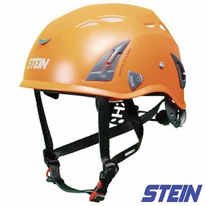 STEIN Super Plasma PL Climbing Helmet - Orange