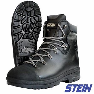 STEIN Shadow Chainsaw Safety Boots – Size 8