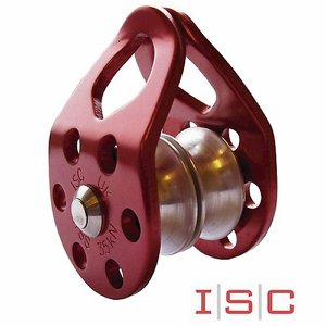 ISC Twin Re-Direct Pulley