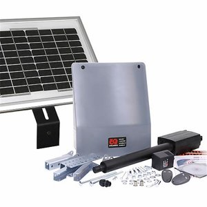 Spaldings 300S Solar Powered Single Gate Opener K...