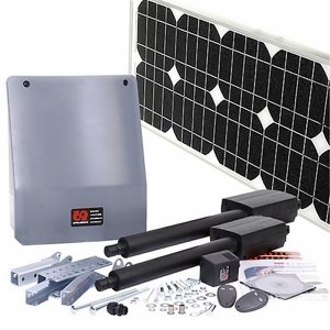 Spaldings 300D Solar Powered Double Gate Opener