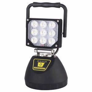 27W LED Rechargeable Magnetic Work Light