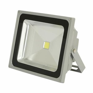 50 Watt LED Low Energy Floodlight with Polycarbon...