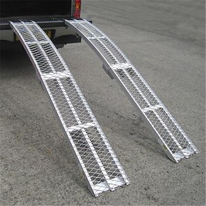 Folding 2.26m Aluminium Loading Ramps - VOK 23/06...