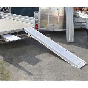 Straight 2.35m Ifor Williams Type Loading Ramps -...