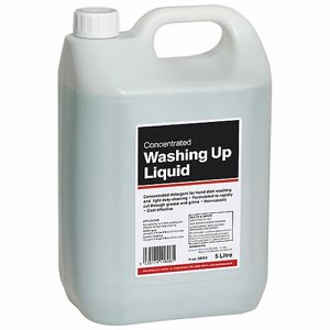Concentrated Washing Up Liquid, 5 ltr