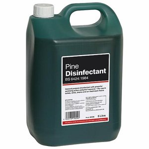 Pine Disinfectant, 5 Litres
