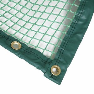 4.5 x 2.75m (15 x 9 ft) Cargo Netting, Open Mesh