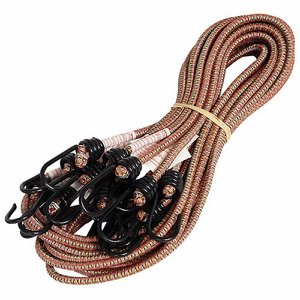 1525mm Bungee Cords with Hooks (Pk 10)