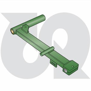 No.3 Lift Arm Front L.H. (to fit TG3400, TG4650 -...