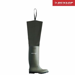 Dunlop Thigh Waders, size 10