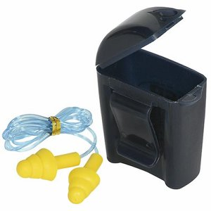 SNR26 Reusable Corded Earplugs