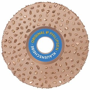 Double Sided Hoof Disc (115mm)
