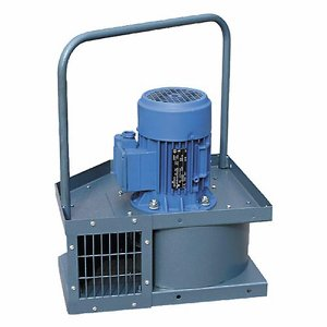 3/4hp Column Fan, 824 cfm – 230 Volt, Single Pha...