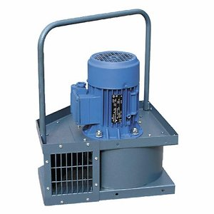 1hp Column Fan, 1,000 cfm – 230 Volt, Single Phase