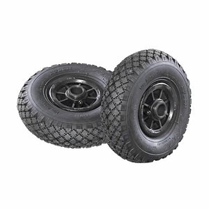 Rubber Wheels for 40500 & 40501 (1 pair)