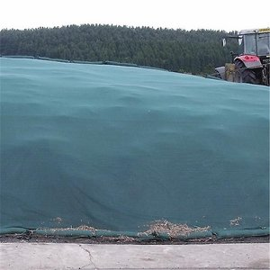 8m x 16m Silage Clamp Mesh Cover