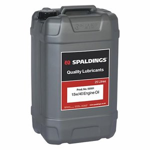 15W-40 High Performance Engine Oil, 25 Litre Drum