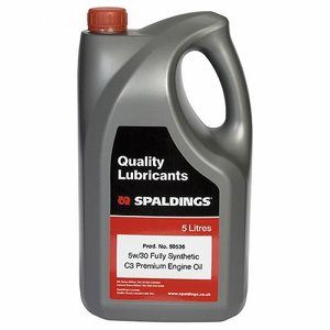 5W-30 Fully Synthetic C3 Premium Engine Oil, 5 Li...