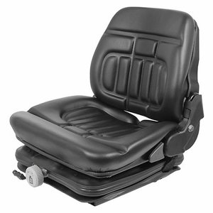 Full Suspension Pan Seat