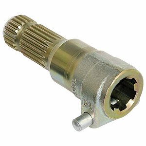 540 rpm Female/1,000 rpm Male PTO Extension Shaft