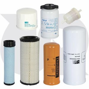 Filter Pack - to fit Groundsmaster 4000D, 4100D, ...