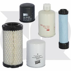 Filter Pack - to fit Greensmaster 3250D