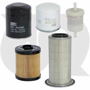 Filter Pack - to fit TIMBERWOLF - TW150, TW190 & ...