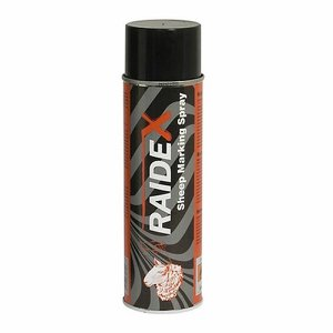 Red Marker Spray, 400ml