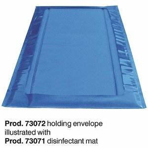 Disinfectant Holding Envelope/Cover for Large Mat...