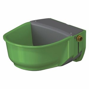 Green Plastic Float Water Bowl S30