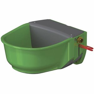 Float Drinking Bowl Plastic S30 – Heated Version