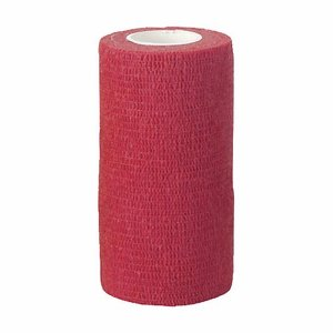 Red – 10cm x 450cm Roll