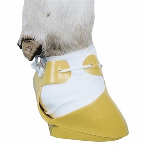 SHOOF Shoe - Medium (Left), Yellow