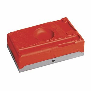 Red - Wax Block for Ram Harness