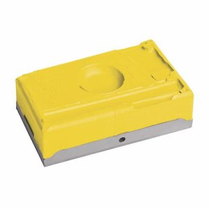 Yellow - Wax Block for Ram Harness
