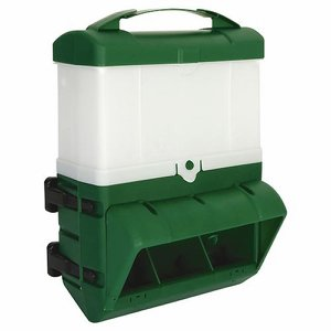 Wise 10 Kg Mountable Feeder for Poultry/Game