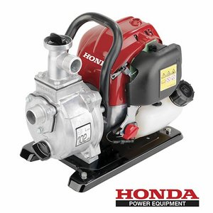 Honda WX 10 Petrol Driven Water Pump (1