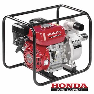 Honda WB 20 Petrol Driven Water Pump (2